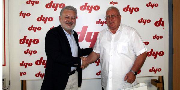 TREDER, İzmir'de Dyo fabrikasını ziyaret etti