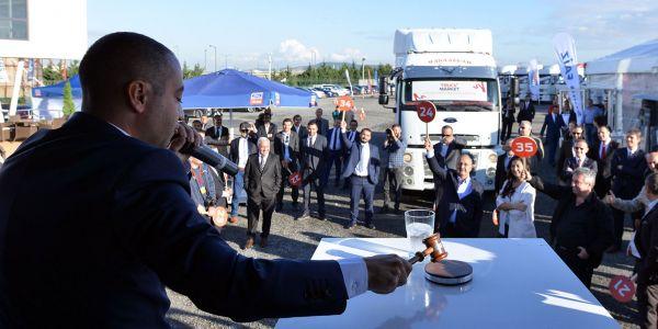 TruckMarket Sancaktepe tesisi hizmete açıldı