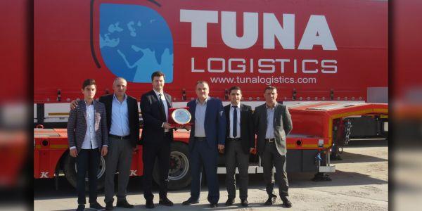 Tuna Lojistik 31 Tırsan araç yatırımı yaptı