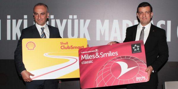 Türk Hava Yolları ve Shell & Turcas'tan dev bir işbirliği