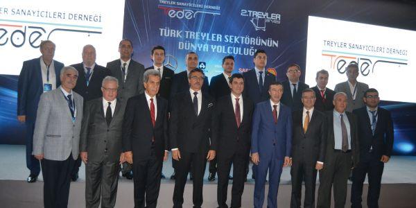 Türk treyler sektörü, zirveye taşındı