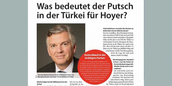 """""""Türkiye'deki Mevcut Durum Geçici"""""""