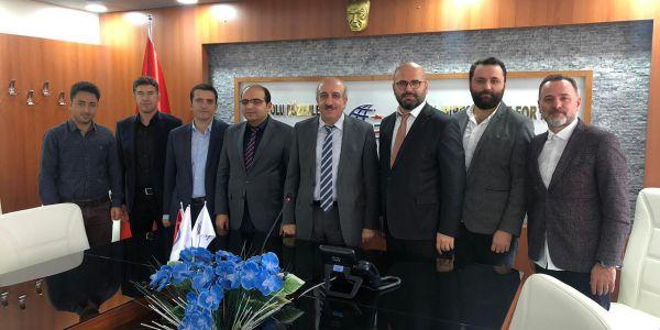 TÜRSAB Online Sistemi ve U-ETDS entegrasyonu  Bakanlıkta konuşuldu
