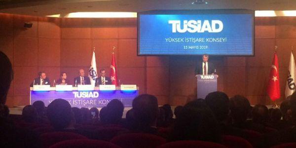 TUSİAD Demokrasi Vurgusu Yaptı