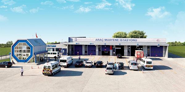 TÜVTÜRK' ten yeni istasyon