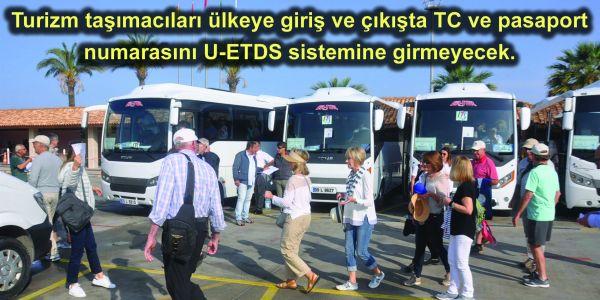 U-ETDS'de yeni kolaylıklar