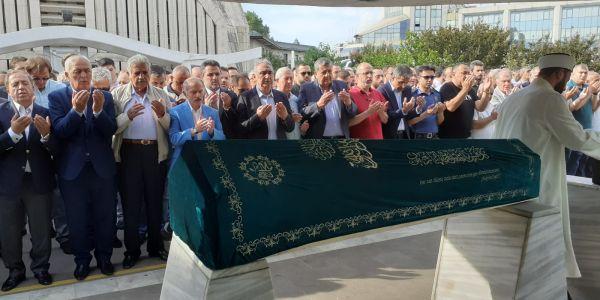 UATOD Başkanı Mehmet Erdoğan'ın oğlu vefat etti