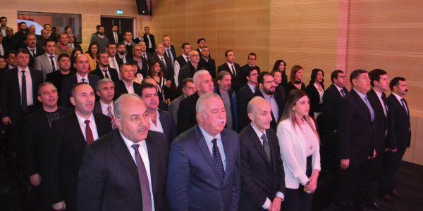 """""""Ulaştırma Platformu: Panel ve Ödül Töreni"""""""