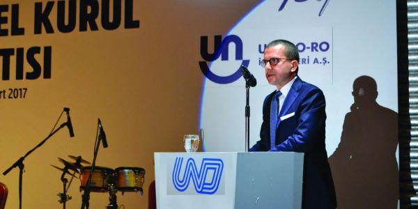 U.N. RO-RO 2017'de vites büyütecek