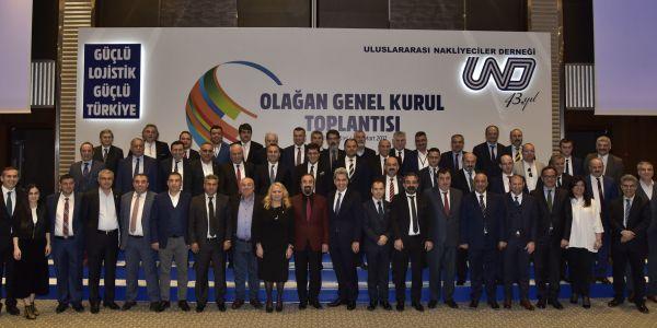 UND Başkanlığına tekrar Çetin Nuhoğlu seçildi