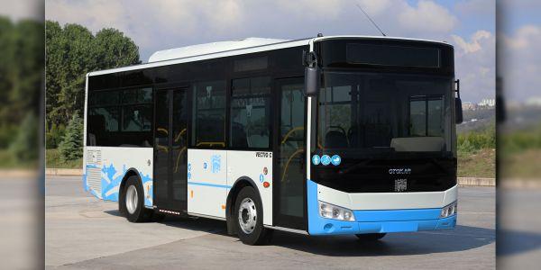 Ürdün'den Otokar'a 35 yeni otobüs siparişi