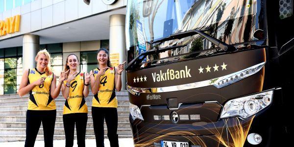 VakıfBank Spor Kulübü'ne Maraton