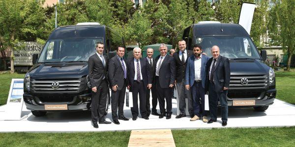 Volkswagen İstanbullu turizm taşımacılarıyla buluştu
