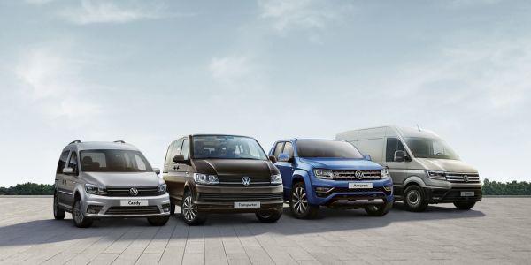 Volkswagen Ticari Araç'tan özel indirim ve faiz fırsatı