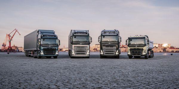 Volvo Trucks, şoför dostu kamyonlarını tanıttı