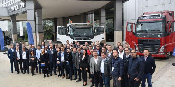 Volvo Trucks Üst Yapıcılarla Buluştu