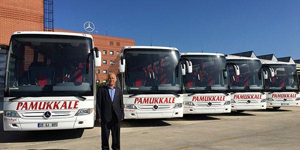 Yatırımcıların tercihi Mercedes-Benz Türk