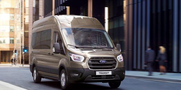 Yeni Ford Transit ve Custom yeniliklerle pazarda