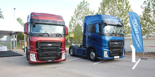 Yeni Ford Trucks F-MAX