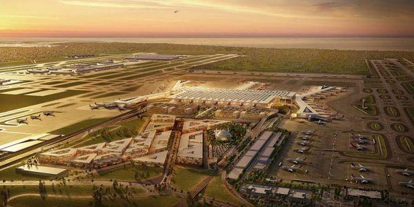 Yeni Havalimanı'na yönelik açıklama