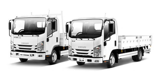 Yeni Isuzu N Serisi kamyonetler piyasada