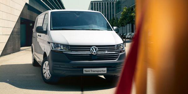 Yeni Transporter Panel Van satışa sunuldu2