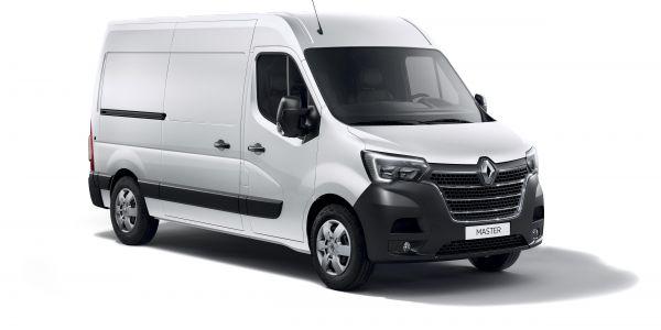 Yenilenen Renault Master satışa sunuluyor