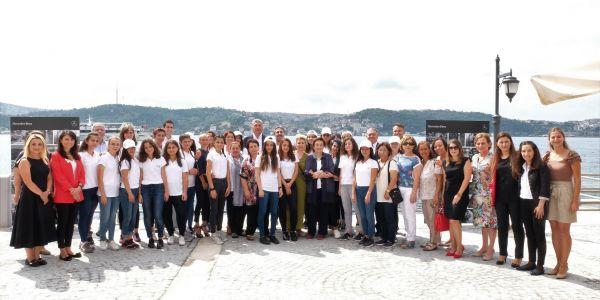 Yıldız Kızlar İstanbul'da buluştu