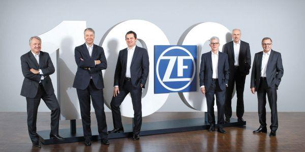 ZF 100 yaşında
