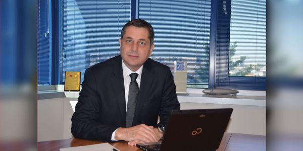 ZF Services Türk'e Yeni Genel  Müdür atandı