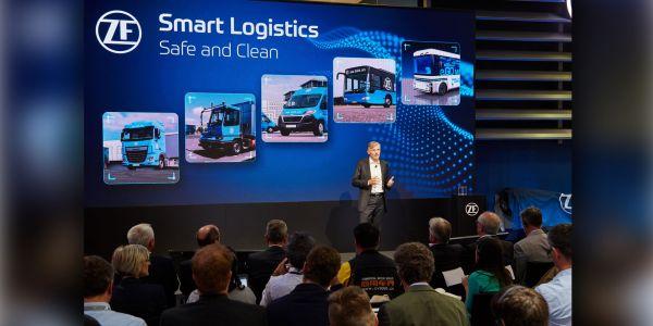 ZF'nin e-mobilite ve otonom sürüşe yatırımı 12 Milyar €'yu aşacak