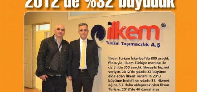 İlkem Turizm Başkanı Ali Bayraktaroğlu