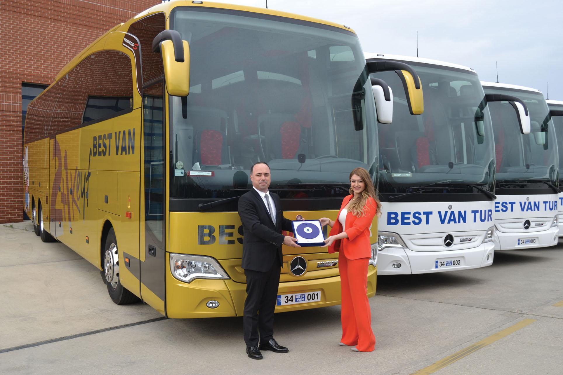 Best Van Turizm Travego Yatırımı Yaptı